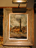 Picture of Style of Derain or Vlaminck Oil on Wood Panel