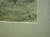 Picture of Anton Mauve Monogramed Drawing