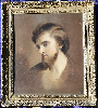 Picture of Thomas Sully Portrait Of  Edward Carey